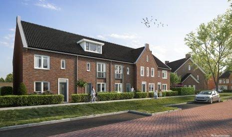 Te Koop: Foto Woonhuis aan de Bouwnummer 45 in Arnhem